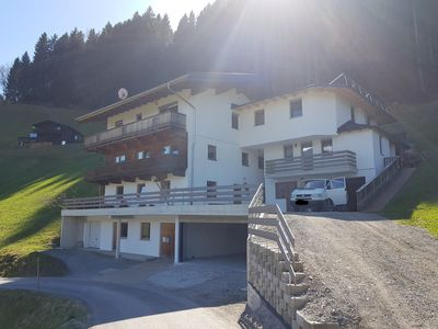 Photo for Apart Hambergblick is located a few minutes from the ski area Hochzillertal