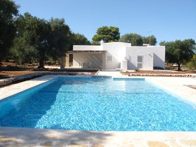 Photo for VILLA Pasola with private swimming pool and internet access