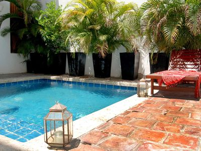 Photo for Santa Marta Luxury 5 BR Mansion in the Old City