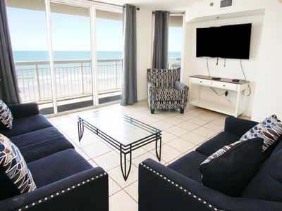 Photo for CRESCENT SHORES of North Myrtle Beach... premier oceanfront condos