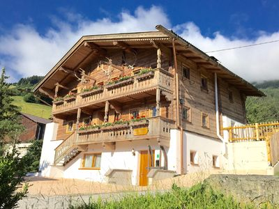 Photo for Detached chalet with a great deal of charm right near the slopes in Fügen