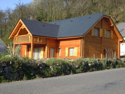 Photo for HOUSE / NEW CHALET in TIMBER FRAME