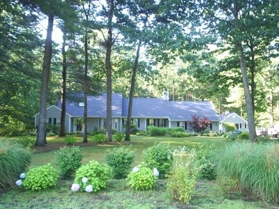 Photo for Beautiful 5br Home With Pool, Minutes from Track and Saratoga Lake