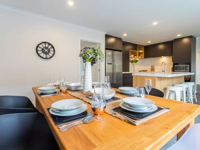 Photo for Modern Home for weddings/holiday in Kumeu Wine Country.