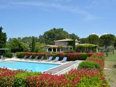 Photo for 3500 sq ft Villa on 4 acres, Air Conditioning, superb view