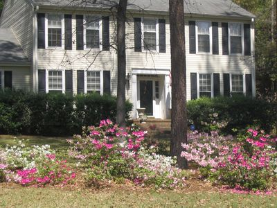 Photo for Masters-Augusta National-Vacation in a Southern Charmer 3 Miles From Tournament