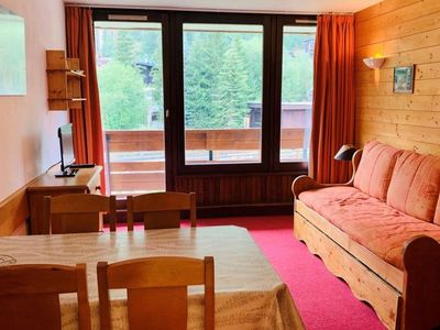 Photo for Apartment Val-d'Isère, studio flat, 4 persons
