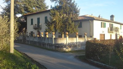 Photo for Holiday home in the Florentine Chianti area