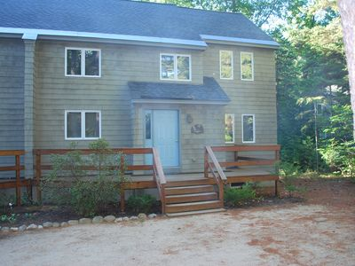 Spacious beautiful townhome.Close to all the fun, yet country setting.