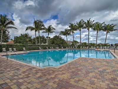 Photo for Riviera Beach Resort Townhome - 10 Min to Beach!