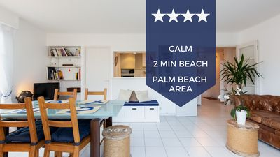Photo for KIKILOUE ☀ Only 2 minutes from the beaches! ☀ Cannes Palm Beach area