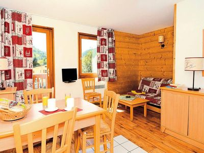 Photo for Residence Odalys L'Ouillon - Studio Cabin 4 People