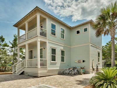 Photo for Get Ready for Wow! Newer-Steps to Beach-Designer Decorated-Just Off 30A