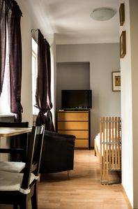 Photo for Mieszko II Lambert apartment in Nowe Miasto with air conditioning.