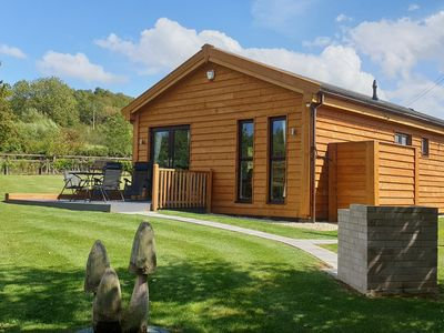 Photo for 3 bedroom Log Cabin in Moorlinch - 56284