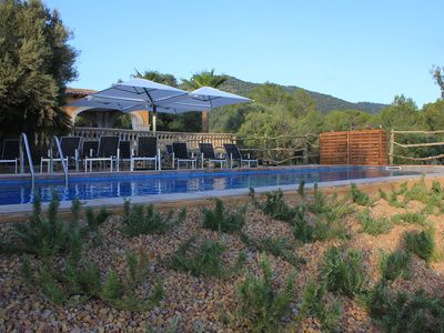 Photo for Exceptional house, quiet, beautiful views. FREE WIFI, A / C IN EVERY ROOM