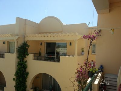 Photo for Apartment in a fantastic complex with pool, 5 minutes to the sea