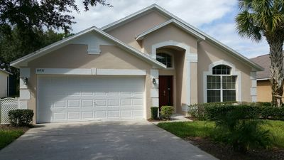 Photo for Luxury 4 BR Villa - Minutes to Disney - Newly Renovated - 2 Masters - spacious