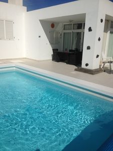 Photo for September Special Offer £82 p/night. Luxury Villa with Private Heated Pool