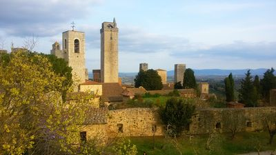 Photo for Huge Country House in San Gimignano ( Unesco World Heritage Site )