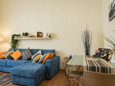 Photo for Comfortable Apartment with soundproof windows