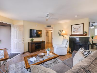 Photo for Dog-friendly condo w/ shared pool, hot tub, tennis, & more