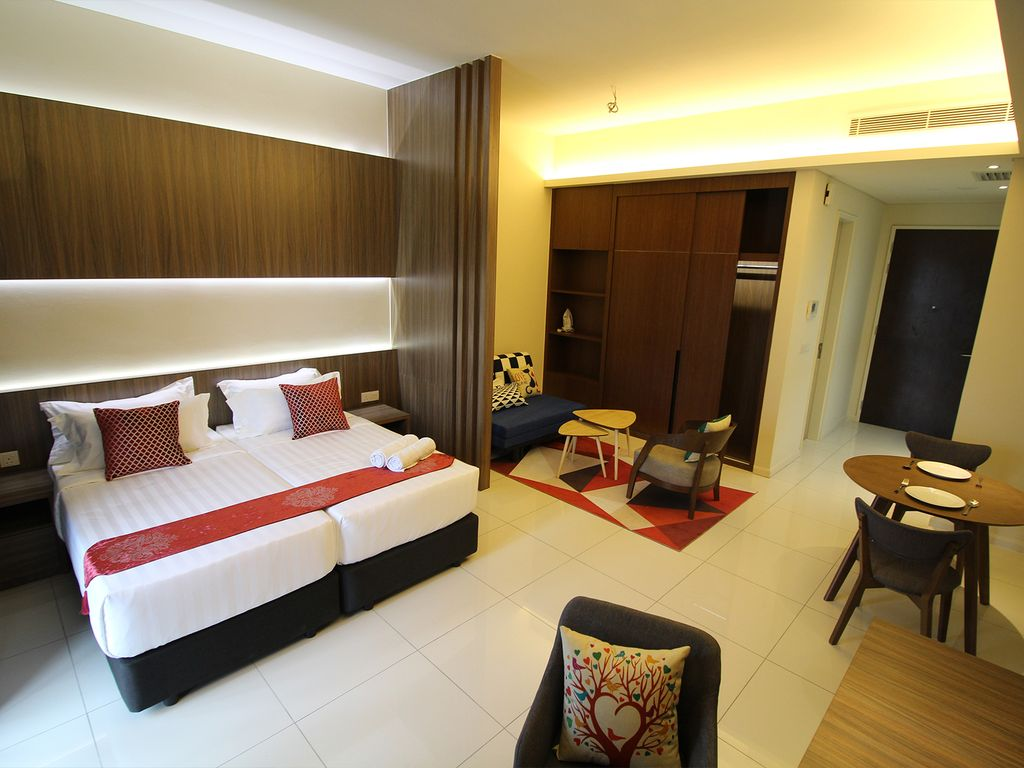 Imbi Apartment Rental   #4 Tribeca Suite   Studio Apartment