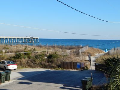 Photo for 4 Bedroom just steps to the beach!