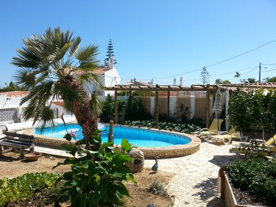 Photo for New release - Brand new secluded studio apartment, short walk to Carvoeiro beach