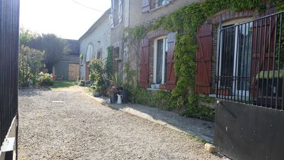 Photo for Holiday house of character in a charming village of Montois .9 sleeps