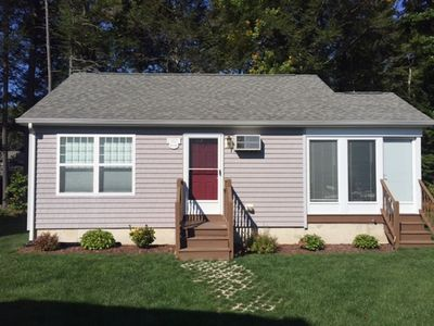 Photo for Charming Cottage Beautiful Decorated at Beach Dreams~6 night deal end of summer!