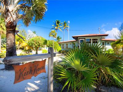 Photo for Kirk Kove – Beachfront House on the cove in Cayman Kai