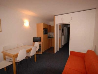 Photo for Apartment Gourette, studio flat, 6 persons