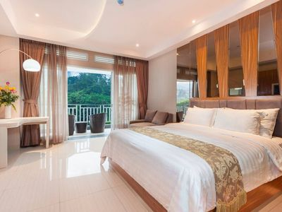 Photo for Suite Room w/B'fast In Ciloto Puncak-Full Facility