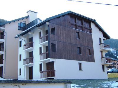 Photo for Apartment 5 people in the heart of the family resort of Lélex cheap