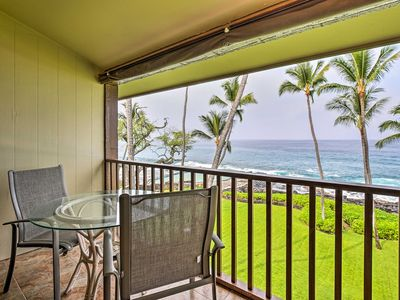 Photo for NEW! Oceanfront Kailua-Kona Condo w/ Pool Access!