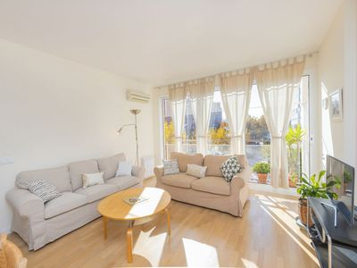 Photo for Apartment Vila Olimpica Sant Marti in Barcelona - 4 persons, 1 bedrooms