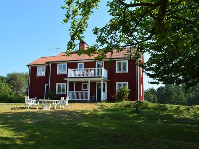 Photo for Charming house on unique old farm on the island in the archipelago, fishing and swimming, pets
