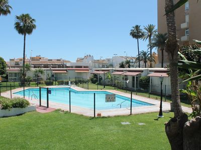 Photo for Beautiful apartment located in La Carihuela