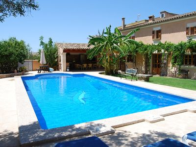 Photo for Es Porrassar - Country house for 11 people in Cas Concos