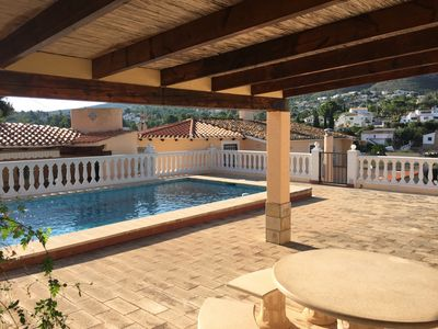 Photo for Mediterraneam jewel with private pool.