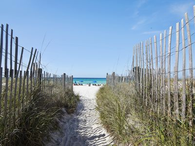 Photo for Unique townhome centrally located in PCB! Rent this PET FRIENDLY CONDO~!