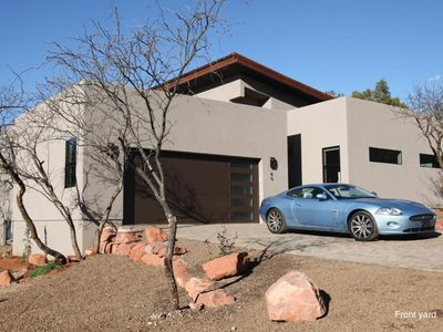 Photo for Red Rock Experience 45 - Stunning 3 bed, 2 bath home w/Bell Rock Views