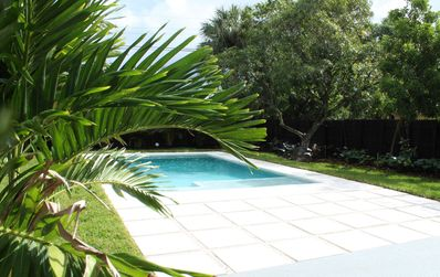 Photo for Beautifully Renovated Private Home with New Heated Pool in Lush Green Landscape