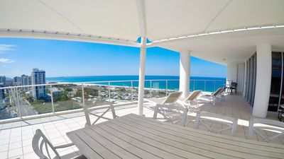 Photo for Unit 1201 The Sebel Maroochydore - Largest Balcony on The Coast!