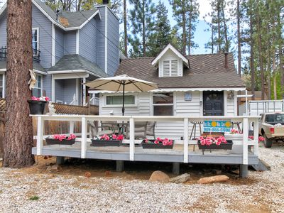 Photo for NEW LISTING! Dog-friendly cabin, close to lifts, center of Big Bear bike races