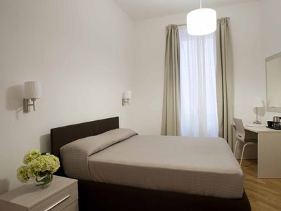 Photo for Navona Rooms - An Elegant Hideaway In The Heart Of The Historic Center-WIFI & AC