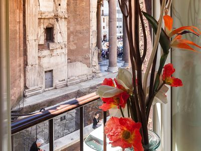 Photo for The Pantheon Experience you'll feel like touching the ancient Temple of God
