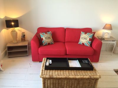 Photo for 1BR Apartment Vacation Rental in Deal