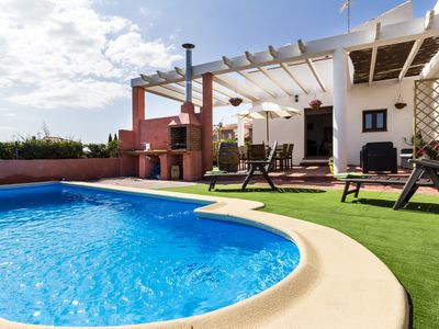 Photo for Beautiful spanish villa with pool
